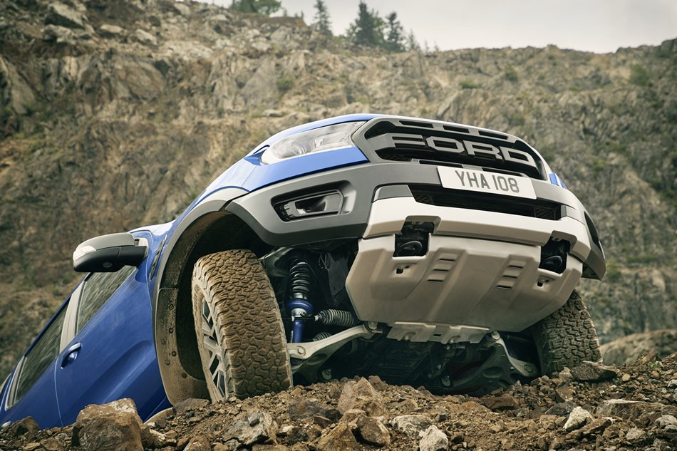 2021 Ford Ranger Raptor BS6 Coming in 2021 To India