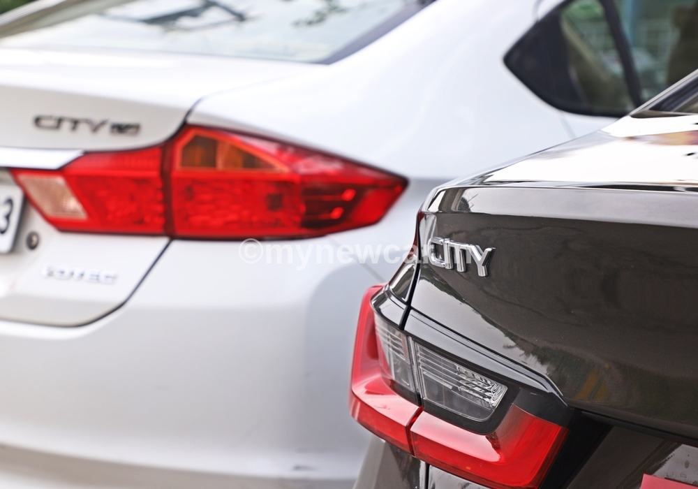 hyundai new and old tail light comparison review