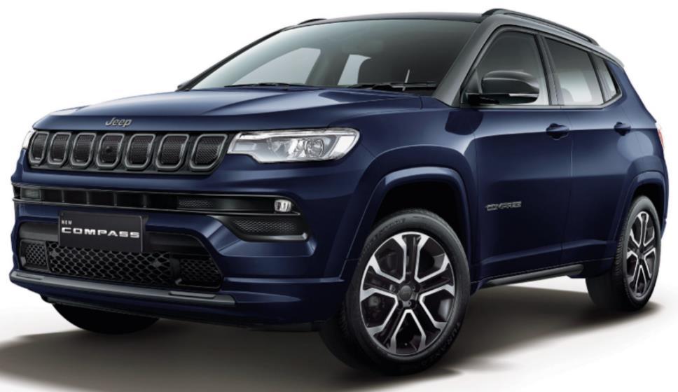 Volkswagen Tiguan vs Citroen C5 Aircross vs Jeep Compass