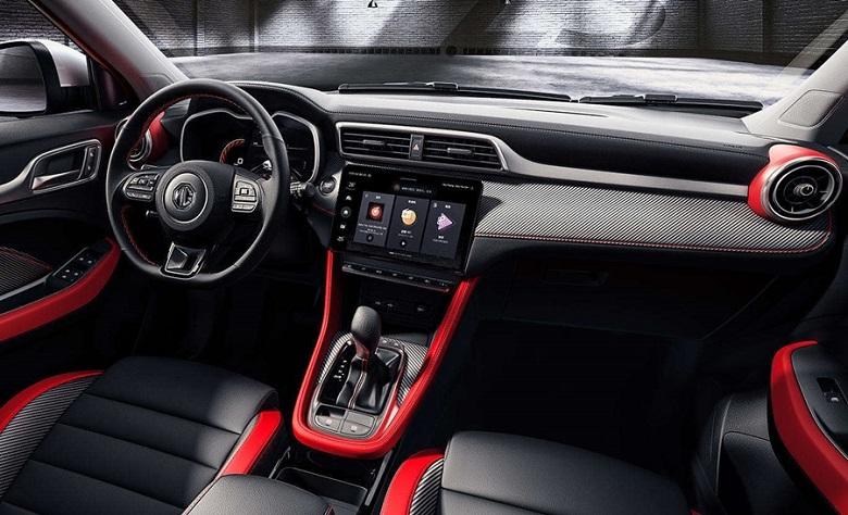 2021-mg-zs-facelift-interior-dashboard-infotainment