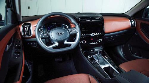2022 hyundai creta facelift interior cabin features