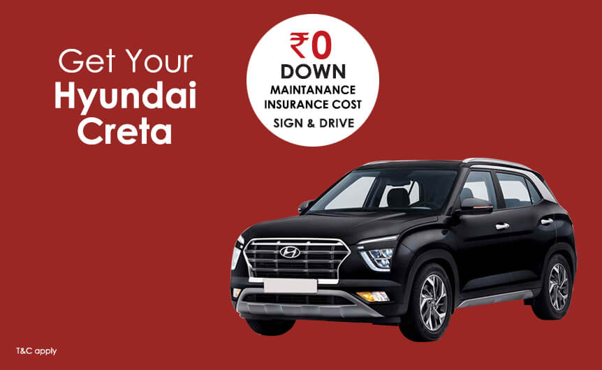 car lease deals and subscription offer