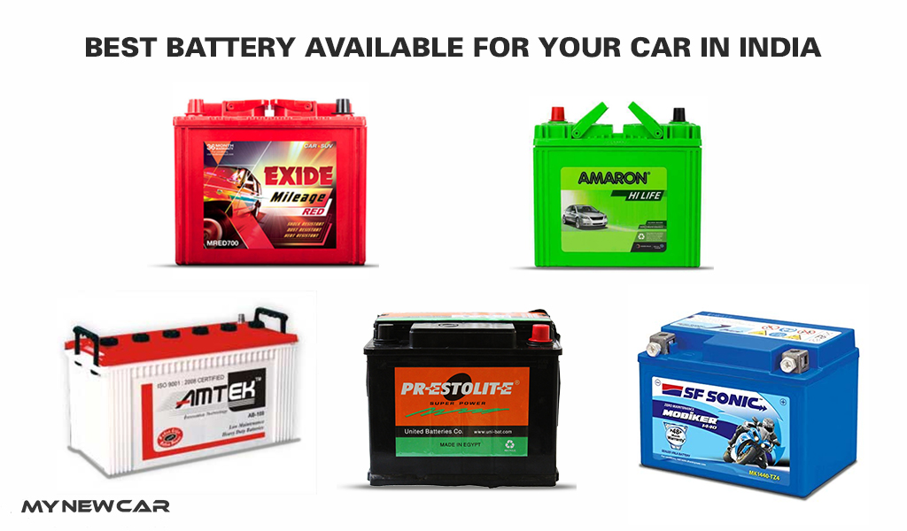 So which is the best battery available for your car in India