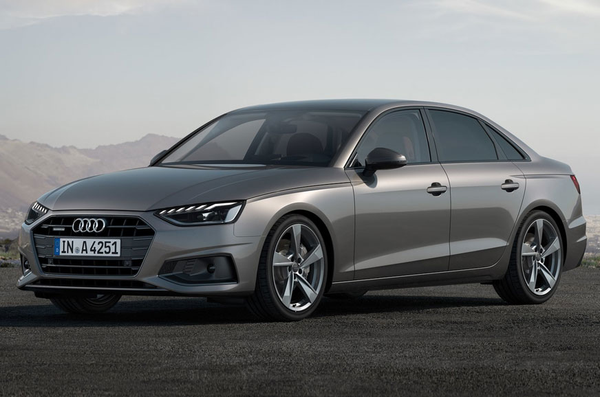 Audi A4 Facelift - Upcoming Car Launches in India for January 2021
