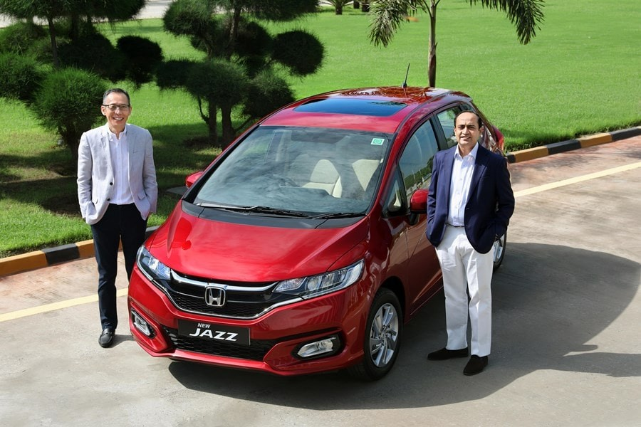 BS6-Honda-Jazz-Launched-with-Sunroof