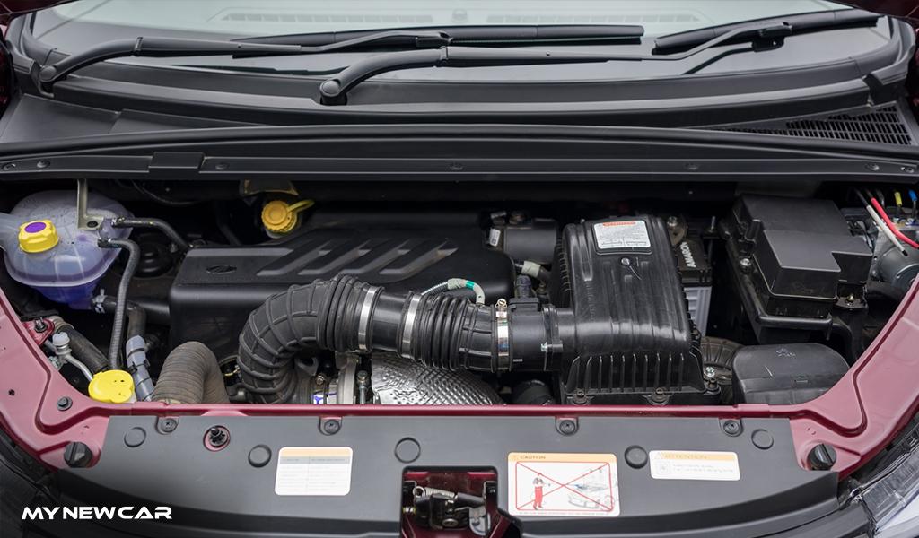 Mahindra Marazzo's Engine