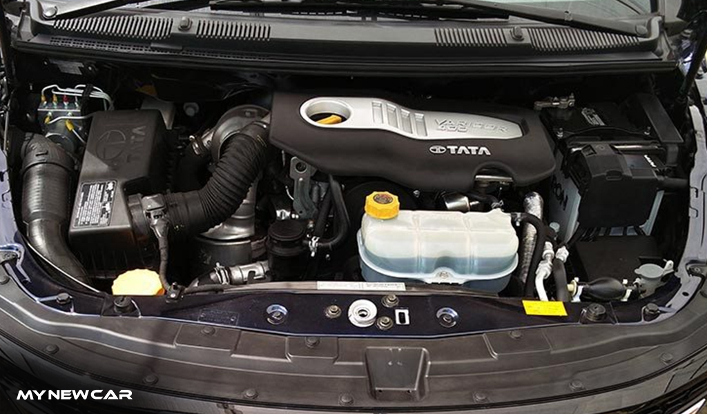 Tata Hexa Engine
