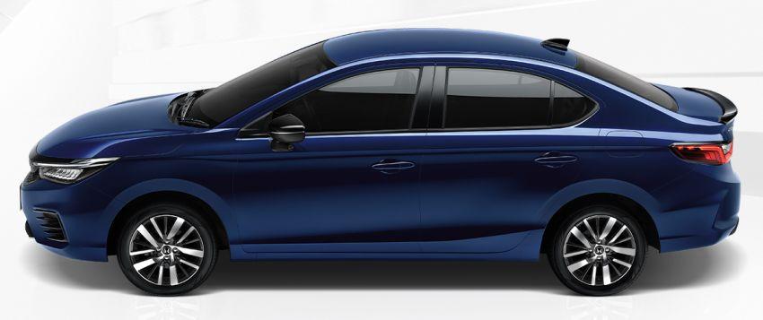 2021 Honda City Hybrid