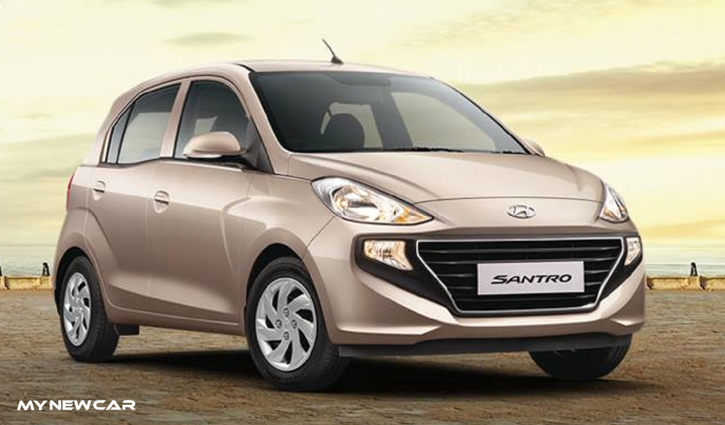Hyundai-Santro-Top-10-Hatchbacks-In-India