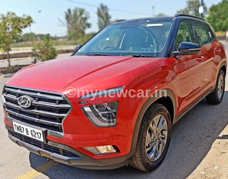 New Hyundai Creta vs Tucson 2020