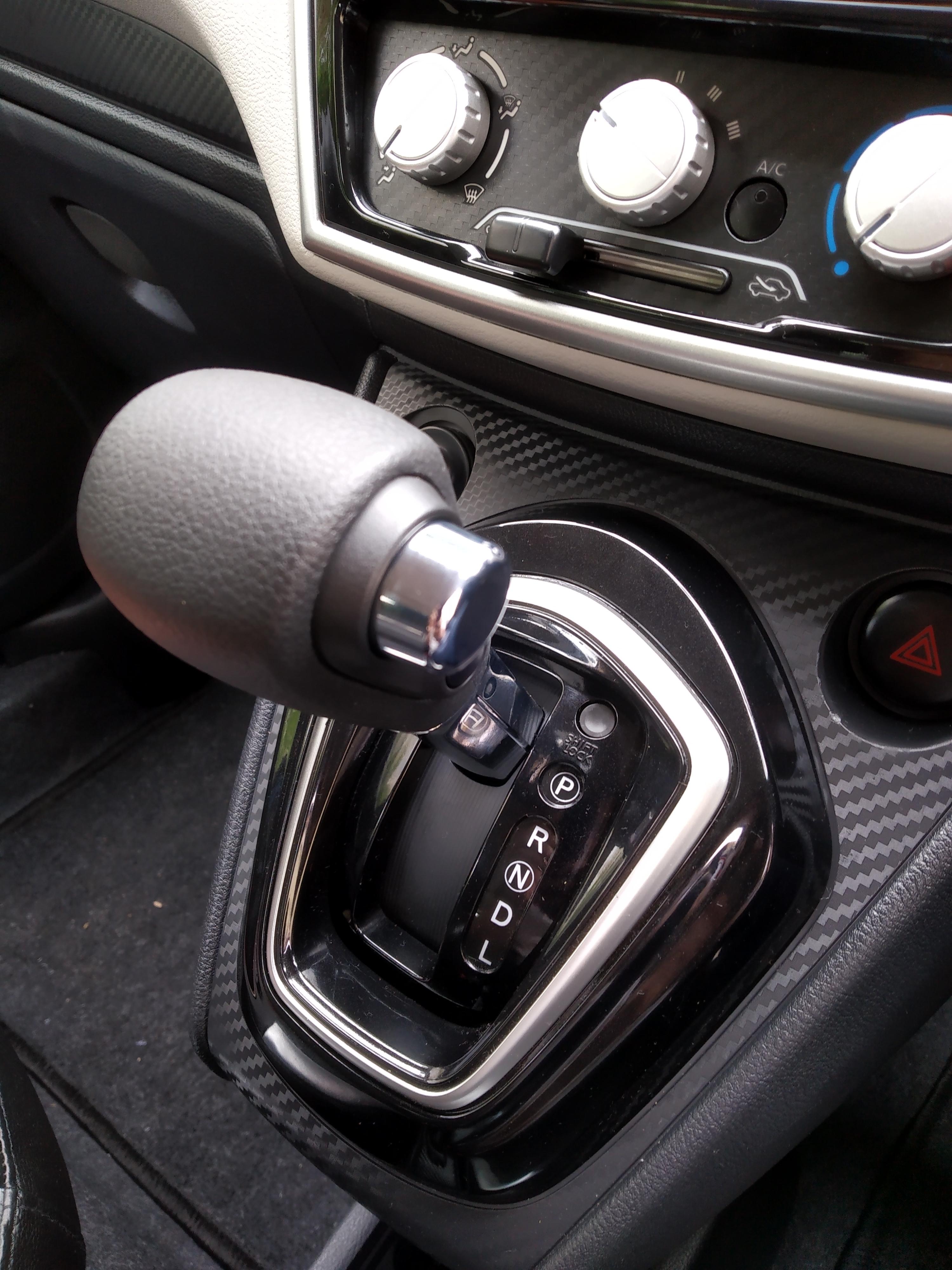 interior image of Datsun Go/G+