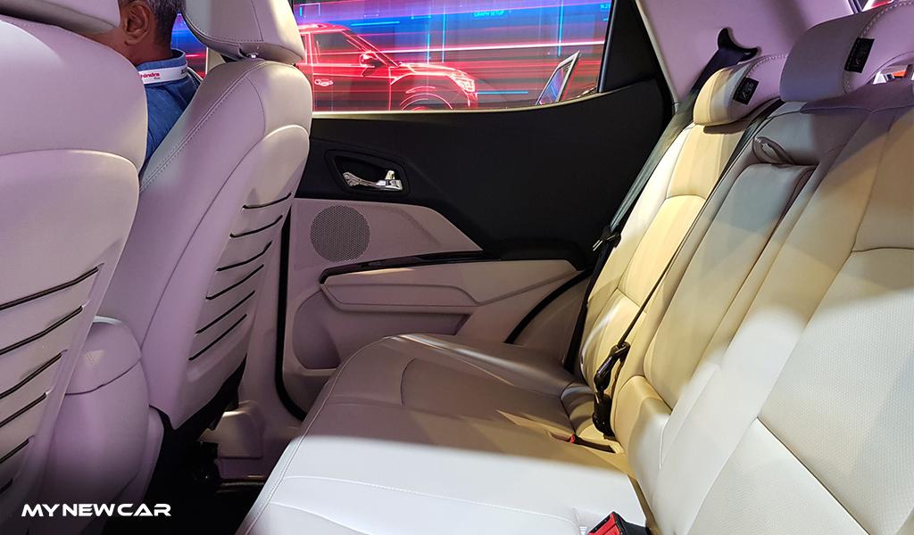 Interior-rear
