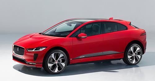 Jaguar I-Pace-range