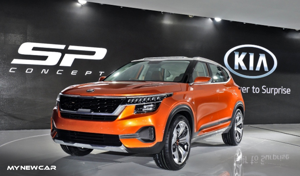 Kia SP SUV
