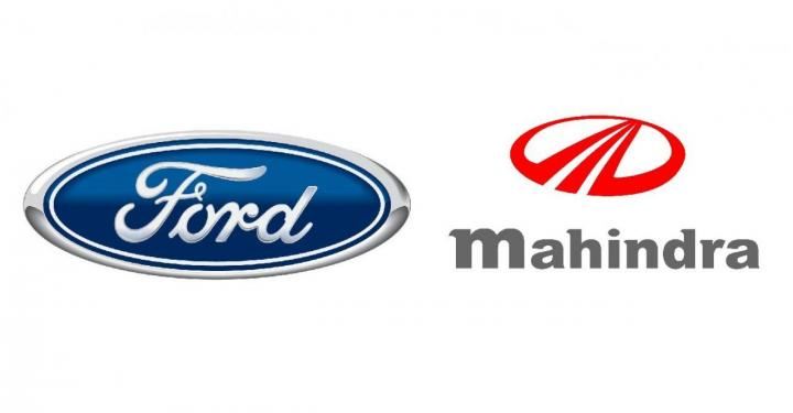 Mahindra and Ford will be working together to develop a mid-size SUV