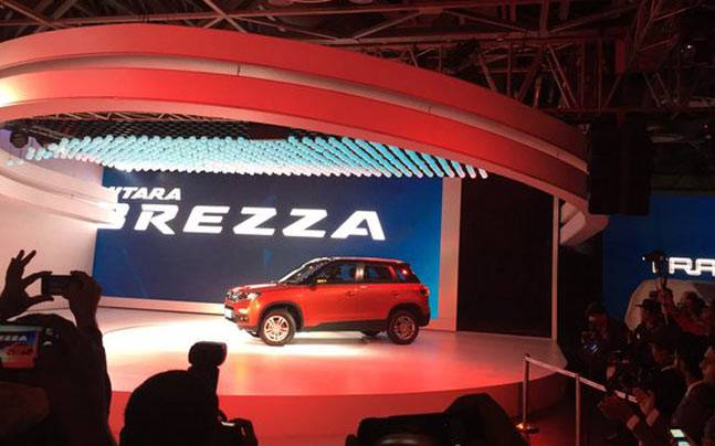 Maruti Suzuki is working on a petrol mill for the Vitara Brezza