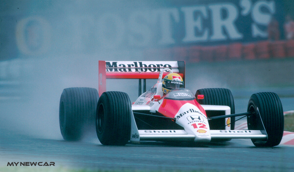 McLaren-F12018