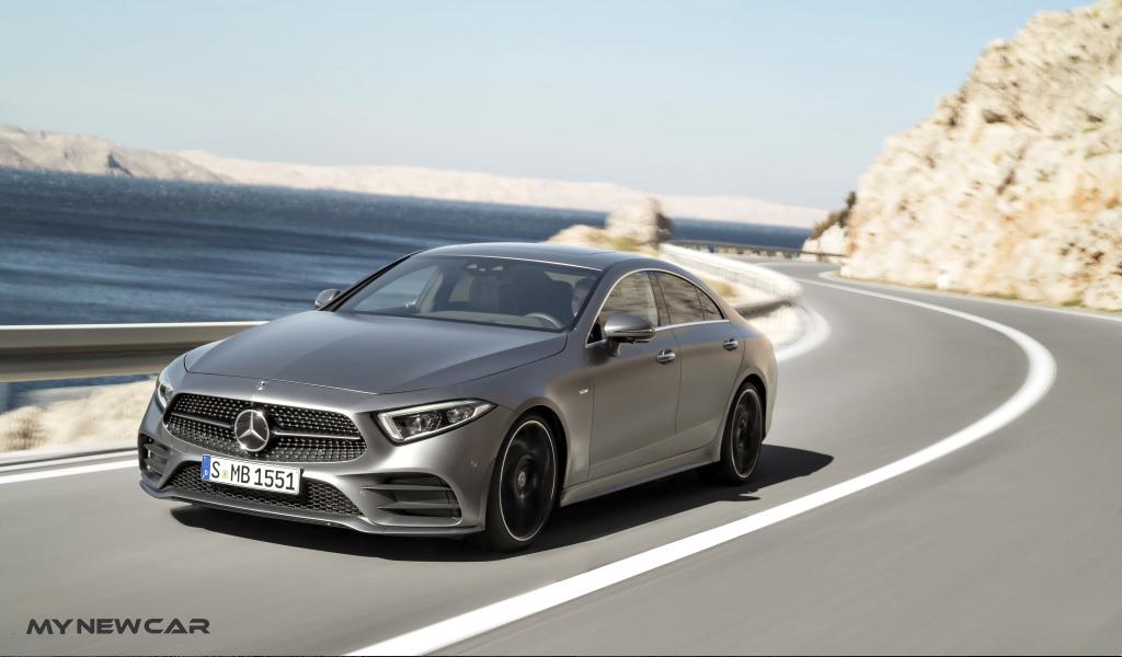Mercedes-Benz-CLS2018