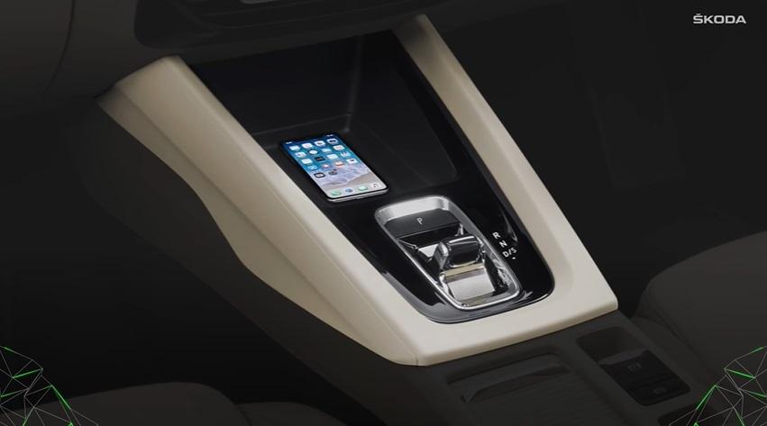 2021 New Skoda Octavia Technology
