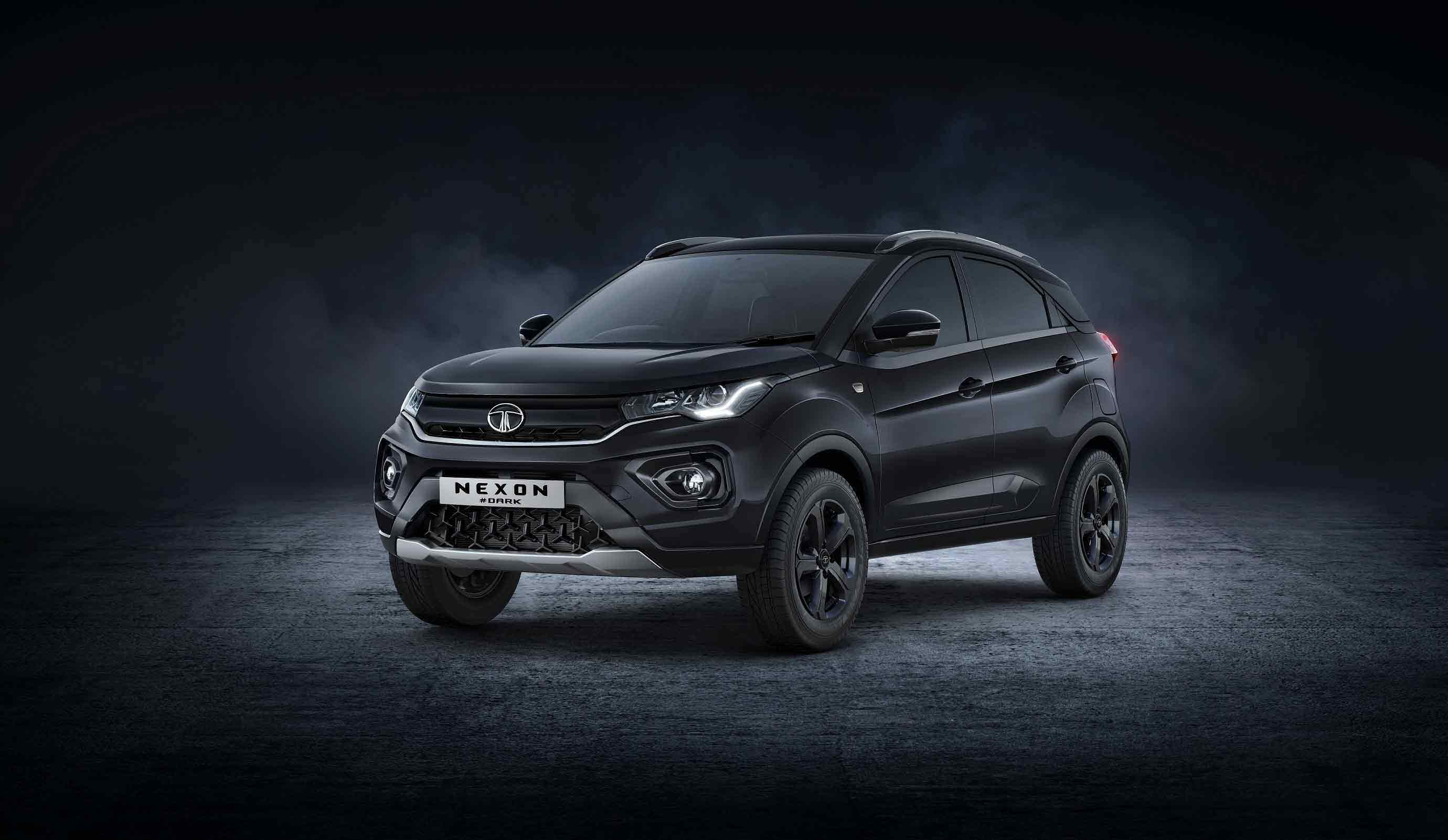 Tata launches dark edition of Nexon, Altroz and Harrier