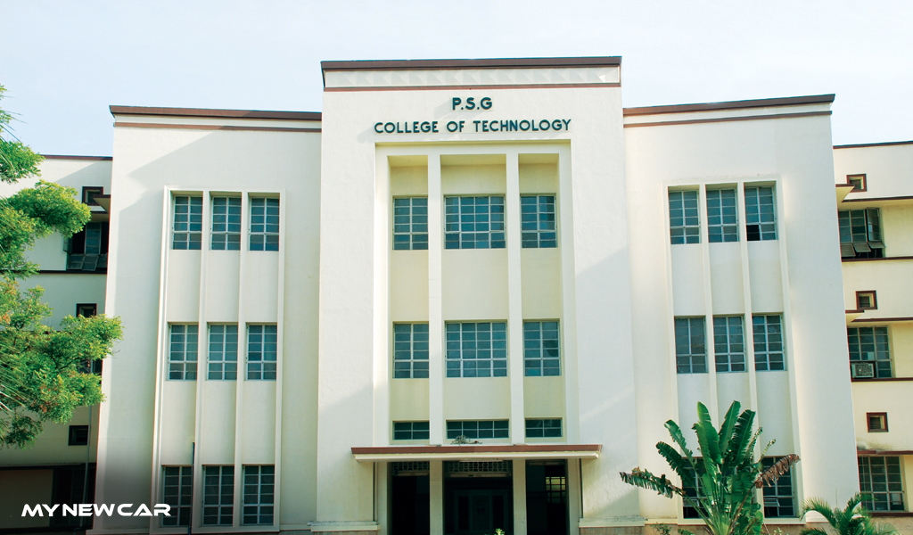 PSG COLLEGE OF TECHNOLOGY (COIMBATORE)
