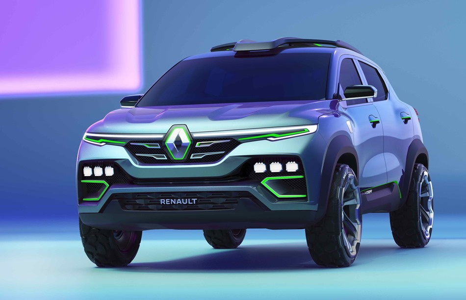 Renault Kiger new upcoming car in India 2021