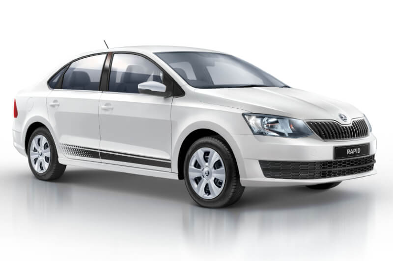 Skoda Rapid TSI vs Volkswagen Polo TSI AT