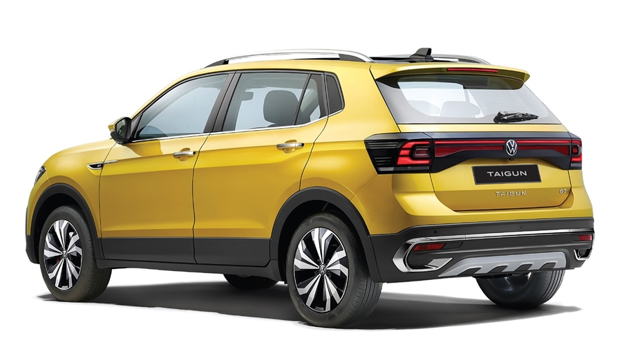 Volkswagen Taigun India features list revealed