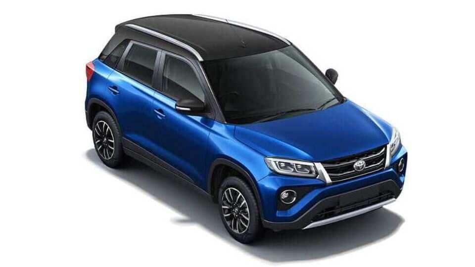 Toyota Urban Cruiser - Best Petrol Compact SUV