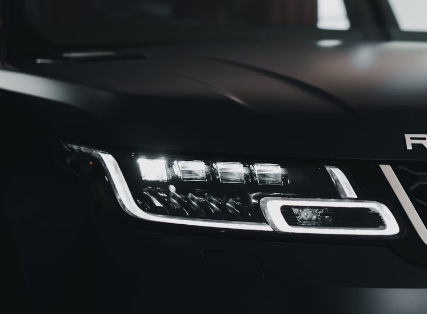 adaptive headlights