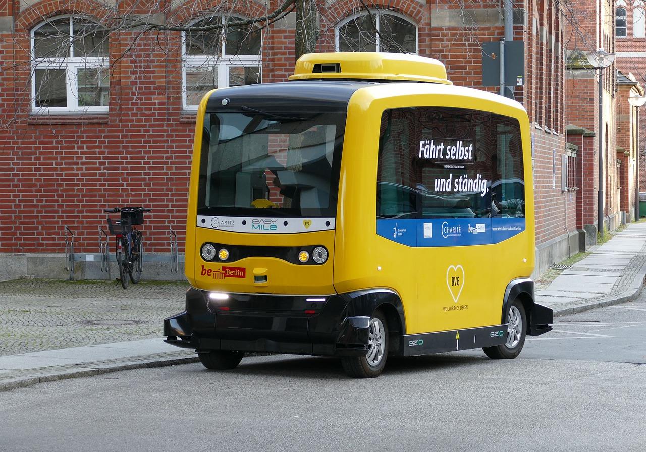 Level 5 – Fully Autonomous Driverless  Vehicle
