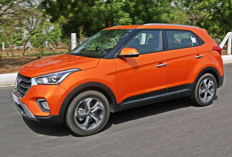 Top SUVs cars with best resale value in India
