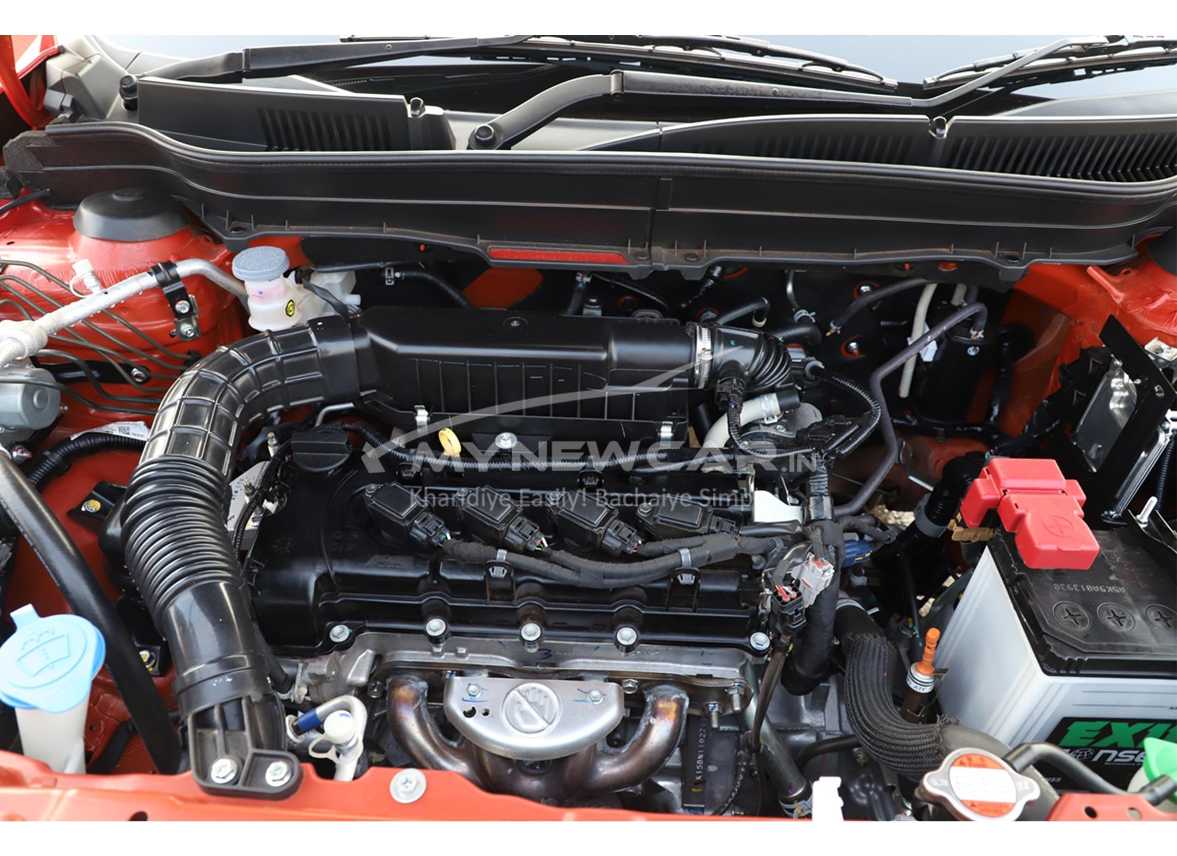 maruti vitara brezza engine