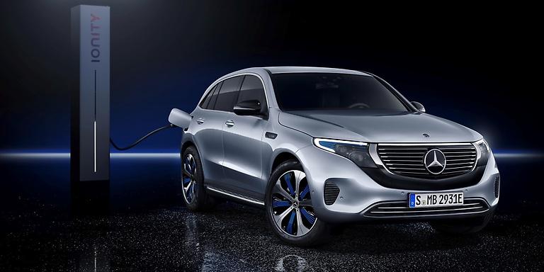 Mercedes-EQC-range