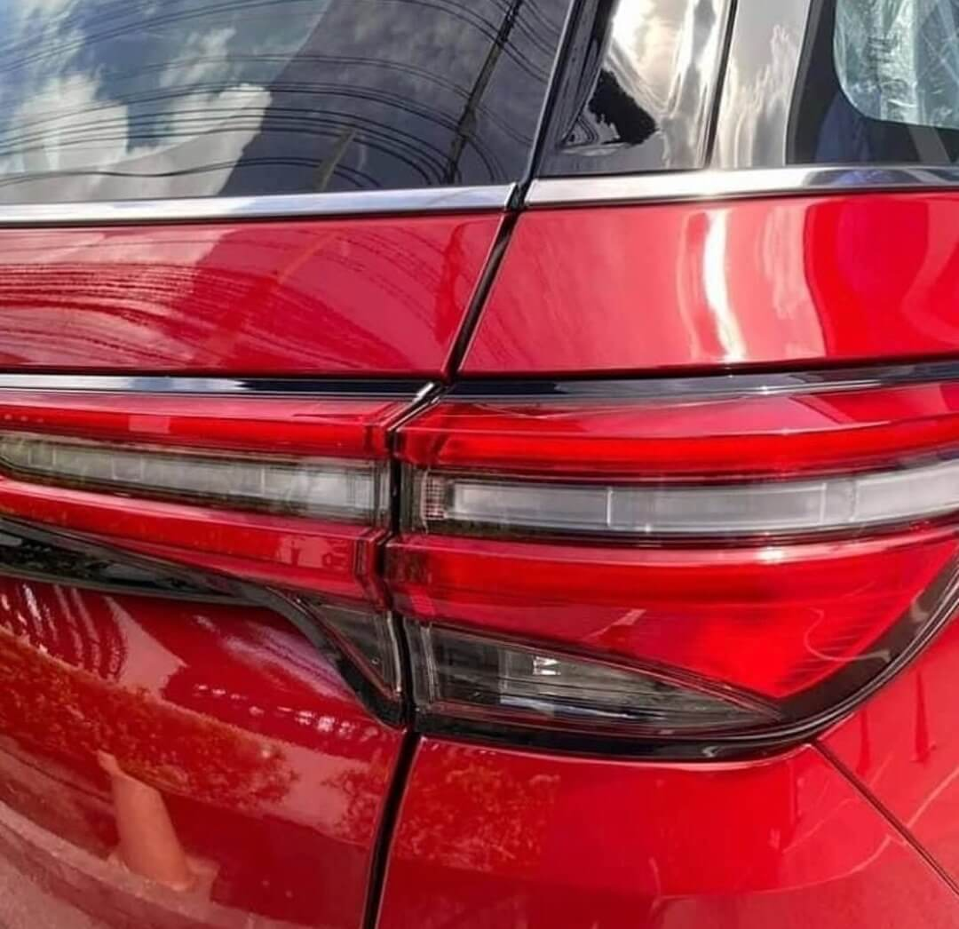 Upcoming New Toyota Fortuner 2021 Facelift