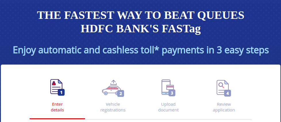 hdfc-fastag-process
