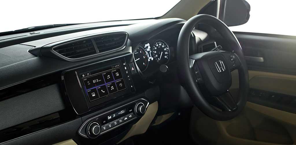 2021 honda amaze interior features