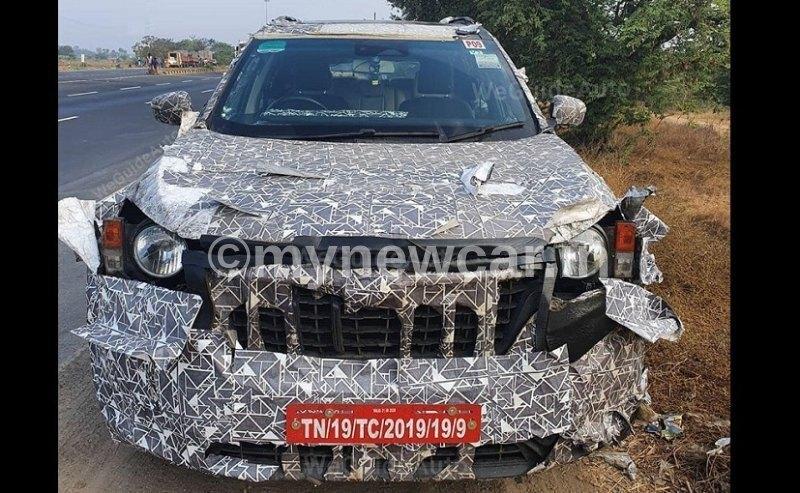 New Mahindra XUV500 new upcoming car in India 2021