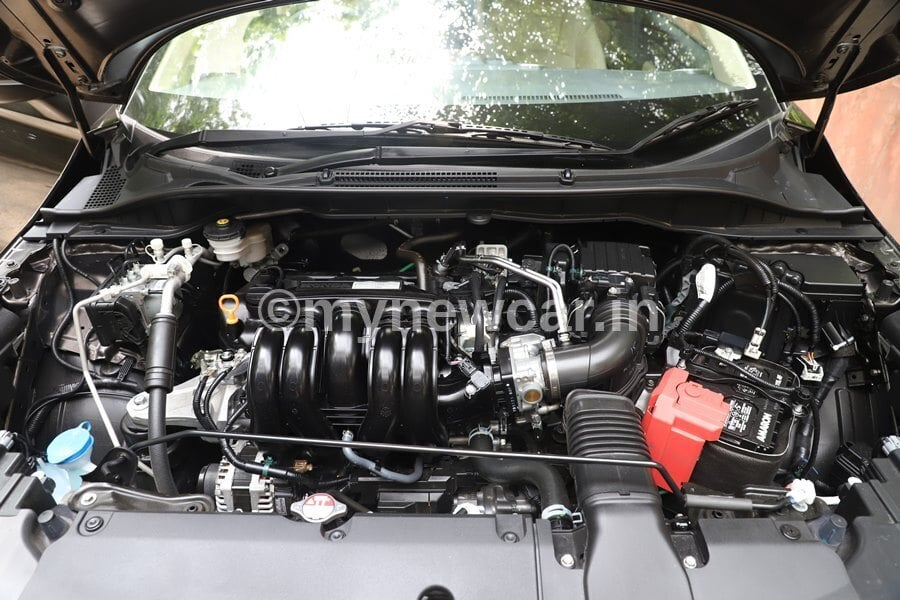 new honda city petrol engine image