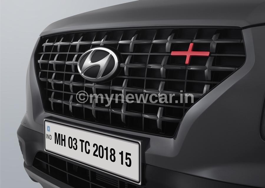 Hyundai Venue Sport exterior image