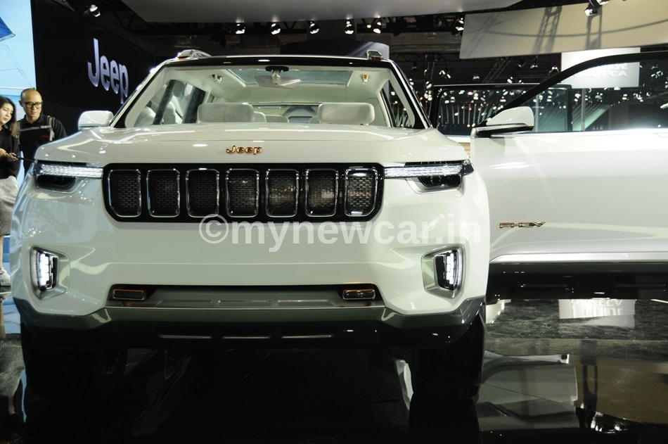 7-Seater Jeep SUV new upcoming car in India 2021