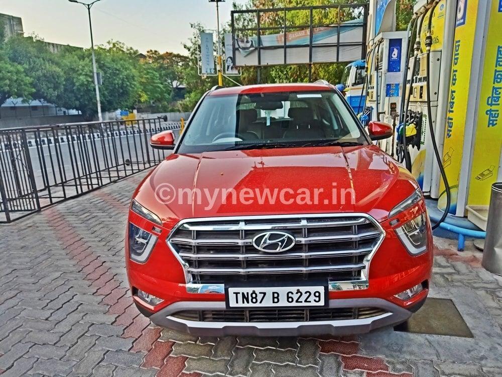 hyundai creta diesel driving experience