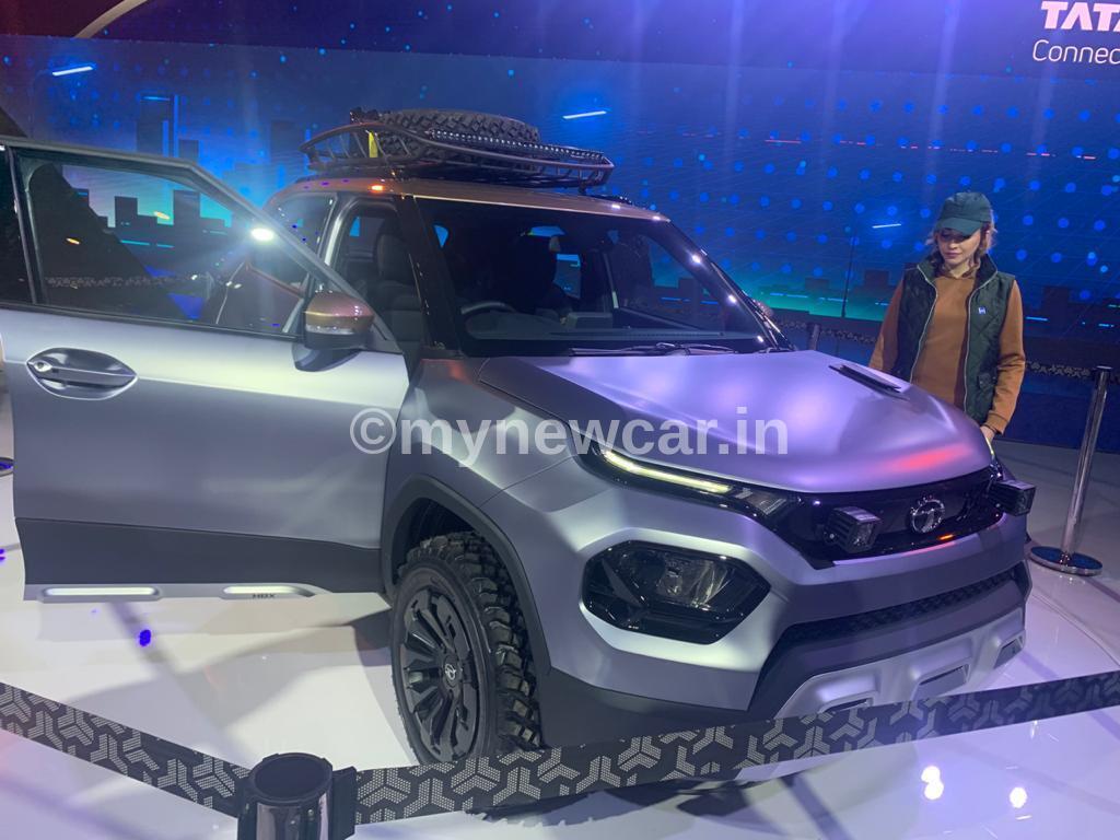 Tata HBX new upcoming car in India 2021