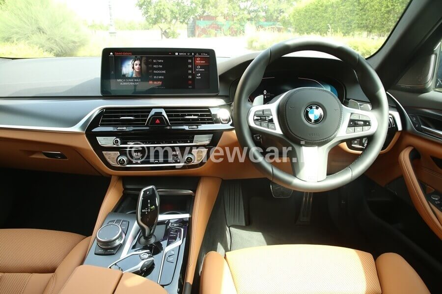 New BMW 5 Series 2021 Facelift price