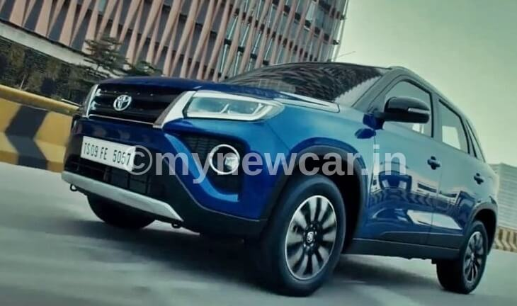 toyota urban crusier launch news