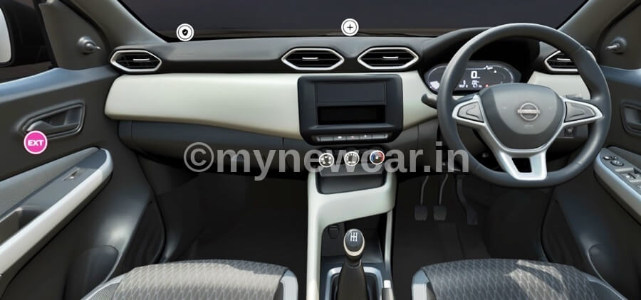 Nissan Magnite XE 1.0 manual images Review