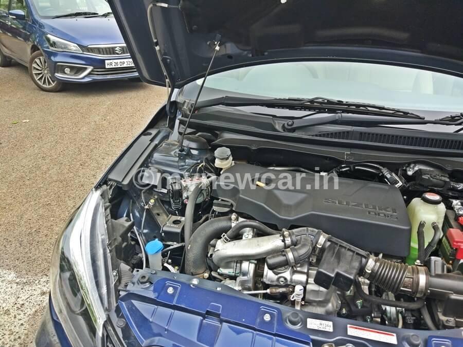 Ertiga Ciaz BS6 diesel car launch date