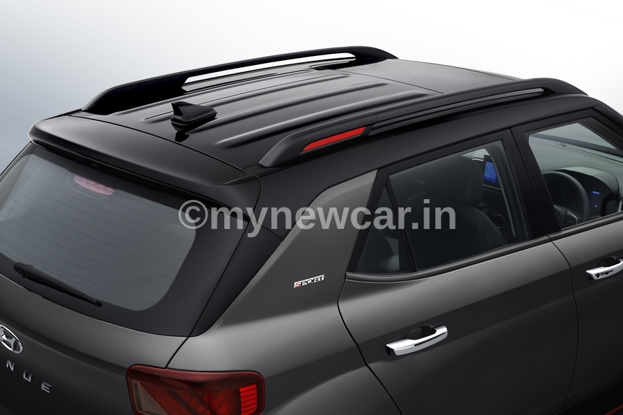 Hyundai Venue Sport exterior pic