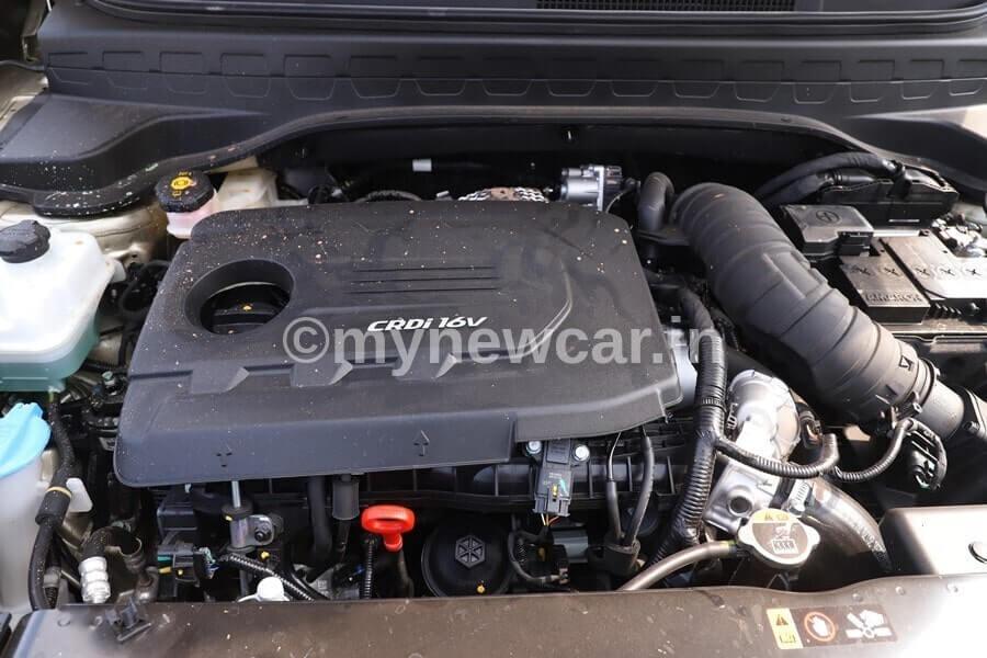 Kia Sonet diesel image