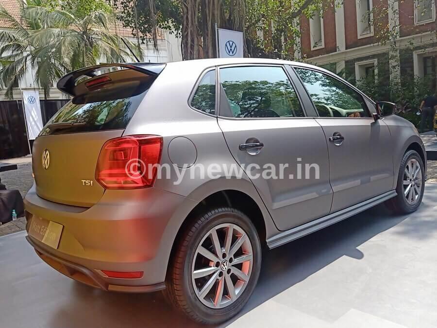 Volkswagen Polo Matt Edition Pictorial review